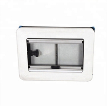Caravan motorhome RV side window