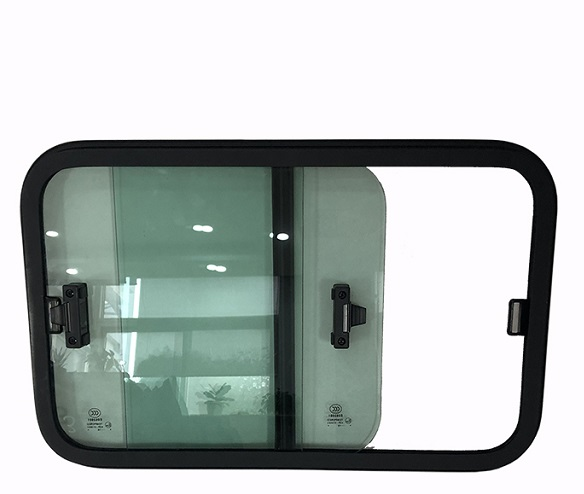 2019 New Aluminum Engineering Bilateral Sliding Window For Sale