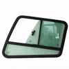 Hot sale engineering sliding window with aluminum frame and safety windows manufacturer in Jiangsu