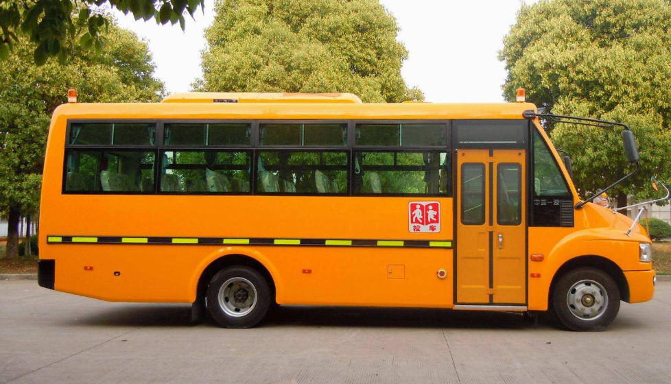 WHAT CONFIGURATION DOES A SPECIAL SCHOOL BUS NEED?