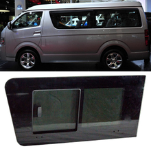 high quality bus side window slide window