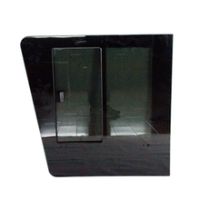 2019 Low Price Trapezoidal Built-in Sliding Window