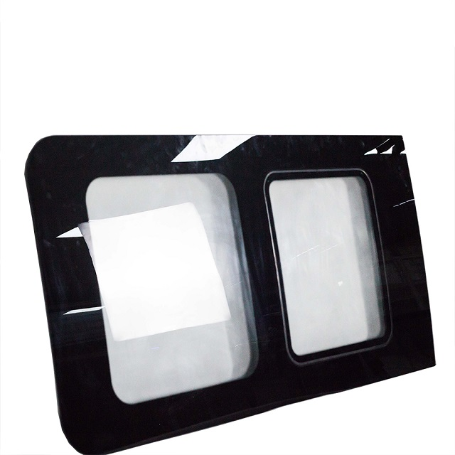 Hot sales customizable silding bus window