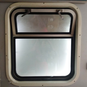 hot sale pull in rest room train window bus window