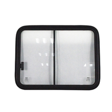 2019 Hot Sale Bus Aluminum Frame Push-pull Sliding Window Manufacturer